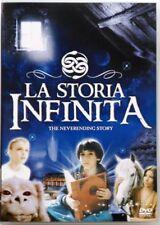 Dvd La Storia Infinita di Wolfgang Petersen 1984 Usato