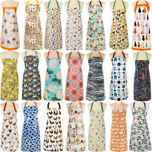 Ulster Weavers PVC & OIL CLOTH Aprons Madeleine Floyd Cats Dogs Fox Bees Seasalt