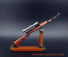 1/5 1:5 WW2 PUBG German Kar 98k Sniper gun BattleField4 Battleground Metal 20CM