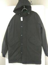GAP ColdControl Max Modern Parka Jacket in Black Mens Large 528303