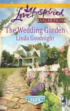 Love Inspired LP : The Wedding Garden by Linda Goodnight
