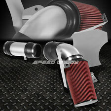 COLD AIR INTAKE ALUMINUM PIPE+HEAT SHIELD FOR 99-04 SUPERDUTY/EXCURSION 6.8 V10