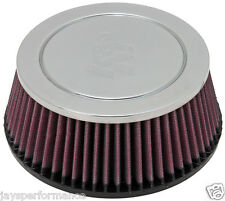 "KN UNIVERSAL AIR FILTER (RC-9500) 4""FLG, 6-7/8""B, 5-7/8""T, 2-3/4""H W/SMG.PRT."