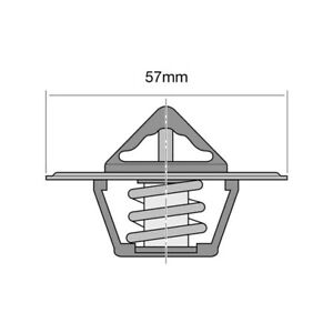 THERMOSTAT FOR CITROEN GS 2 (1975-1979)