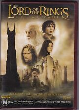 The Lord Of The Rings - The Two Towers - DVD (Brand New Sealed) 2 x DVD Region 4