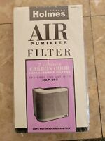 2-Pk Genuine Holmes HAPF-92 Air Purifier Carbon Replacement Filters for HAP-292