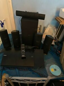 Sony  Blu-ray  Disc / dvd  home theatre  system