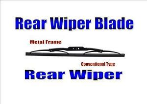 Rear Wiper Blade Back Windscreen Wiper For Honda CR-V 2013-2017