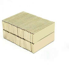 10pcs Neodymium NdFeB Magnet 30x10x3mm Rare Earth Block Strong Craft Magnet