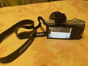 Samsung NX NX300 20.3MP Digital Camera - Brown (Kit w/ 18-55mm Lens)