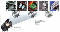 16 APRIL 1996 100 YEARS OF THE CINEMA RM FIRST DAY COVER BUREAU SHS