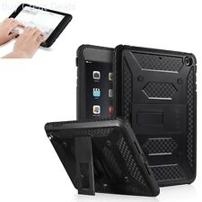 Full-Body Rugged Protective Case W/ Built-in Screen Protector For iPadMini 1/2/3