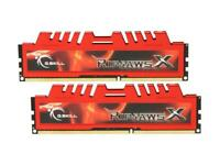 G.SKILL Ripjaws X Series 8GB (2 x 4GB) 240-Pin DDR3 SDRAM DDR3 1866 (PC3 14900)