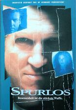 Spurlos Presseheft Presskit The Vanishing Jeff Bridges, Kiefer Sutherland,
