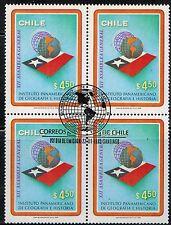 Chile 1982 FD Postmark Instituto Panamericano de Geografia e Historia MNH