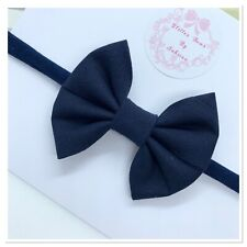 Baby Headband Soft Elastic Baby Hairband Baby Bow Hair Accessories