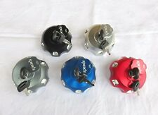 Polaris Sportsman 500 Speeds Aluminium Fuel Tank Cap with Locks in 5 Colors