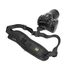 BLACK Quick Rapid Single Neck Shoulder Sling Strap Belt for Digital Camera DSLR