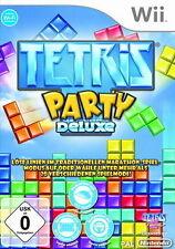 Nintendo Wii * wii u WiiU juego *** Tetris Party Deluxe *** nuevo * New