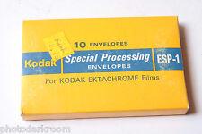 Kodak Prepaid Processing Mailer EPS1 Kodachrome Ektachrome Films - VINTAGE D57