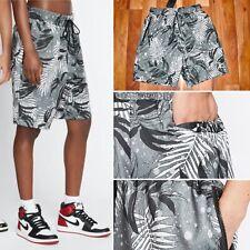 Nike X Jordan Jumpman Air Printed Floral 23 Basketball Shorts CK5634 010 RARE M