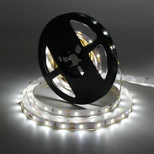 5M 2835/5050 SMD300 Led Flexible Light Strip Lamp+Connector+12V 5A Power Supply