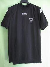 Maillot Rugby Stade Montois Kappa SM Vintage Noir Mont de Marsan Jersey - XL