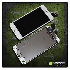 Display für iPhone 6 PLUS mit RETINA LCD Glas VORMONTIERT Komplett Front WEISS !