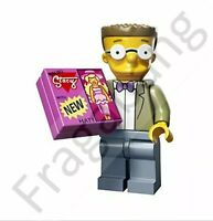 LEGO 71009 The Simpsons No 15 Waylon Smithers (split packet)