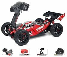 ARRMA AR106013 TYPHON 6Sv2 BLX 4WD Course Buggy 1/8 RTR - MODÈLE 2016