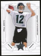 2008 Leaf Rookies and Stars Paul Smith RC Ser #168 Jacksonville Jaguars /999