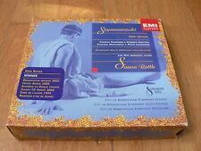 Szymanowski - King Roger - Roi Roger - Krol Roger - Rattle - 2CD - EMI - 1999