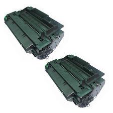 2 CE255A MICR TONER HP LaserJet Enterprise P3015x P3015dn P3015d P3015 MFP M525C