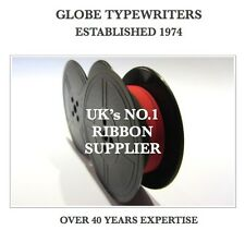 1 x *BROTHER DELUXE 1350* *BLACK/RED* COMPATIBLE TYPEWRITER RIBBON  *TOP QUALITY