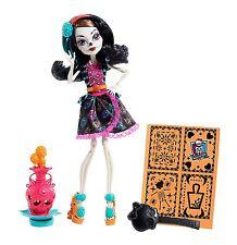 Mattel BDF14 Monster High Art Class Skelita, Puppe ,NEU,OVP