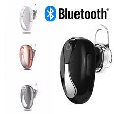 Kit Main Libre Bluetooth Mini Oreillette + 1 écouteur -- iphone samsung android