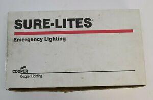 Cooper Lighting Sure-Lites Exit Sign Single or Double Face LPX70DGWH Green