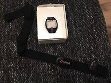 Polar FT7F Damen Herzfrequenz-Messgerät Fitness Uhr Lila Brustgurt