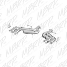 MBRP S7036AL Exhaust System Kit fits 2016-2018 Chevy Camaro V8 6.2L