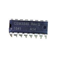IC Curtis CEM3340 VCO Voltage Controlled Oscillator Moog Arp Roland Ob CEM-3340