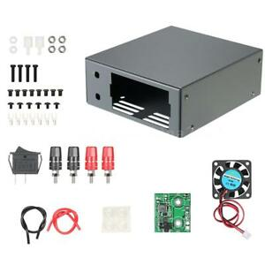 RD DP DPH & DPS Power Supply DIY Housing Kit Digital Buck Converter Casing F5I3