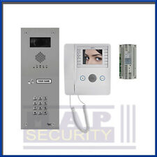 BPT VR Video Door Entry Keypad Kit with Colour Handset - VRWKAGCV1 SHIP DAILY