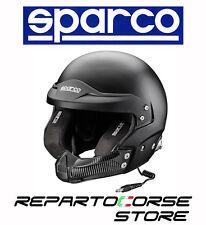 CASCO SPARCO RALLY AIR PRO RJ-5i NERO - OMOLOGATO FIA 8859 SNELL - 003349 RACING