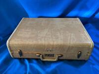 Samsonite Shwayder Bros Marble 21x15 Suitcase Luggage VTG Streamlite Small-