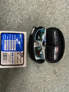 New In Box Tifosi Camrock, Silver/Black Interchangeable Lenses