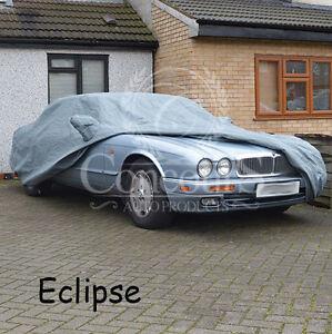 Jaguar XJ6/XJ8 (X350/X358) LWB Breathable 4-Layer Car Cover, Years 2003 to 2009
