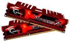 G-Skill (4GBx2) Ripjaws X DDR3 2133 Dual Kit - Red