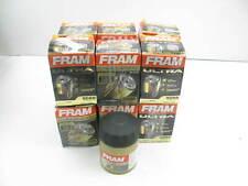 (8) Fram XG8A Oil Filter Replaces 51515 D9AZ-6731-A E7NN-6714-AA ZZL0-14-302