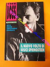 BOOK LIBRO BRUCE SPRINGSTEEN il nuono volto The boss Vilella no cd lp dvd