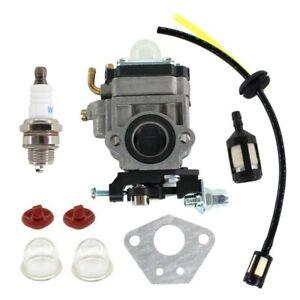 Vergaser for Kawasaki KBL23A Motorsense Vergaser Fuel-Line Filter Set